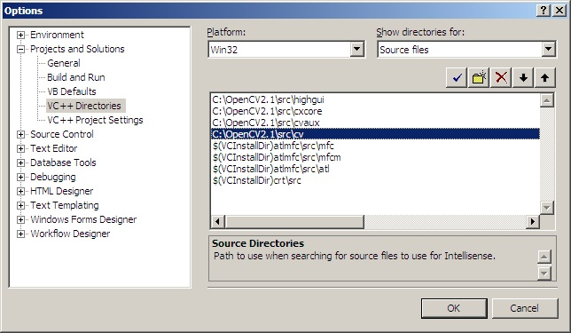 Getting Started with OpenCV in Visual Studio | technical-recipes com