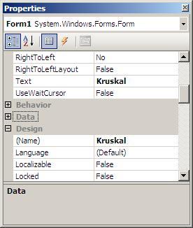 Implementing Kruskal's Algorithm in C# | technical-recipes com